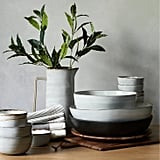 Stoneware Serve Bowl in Black