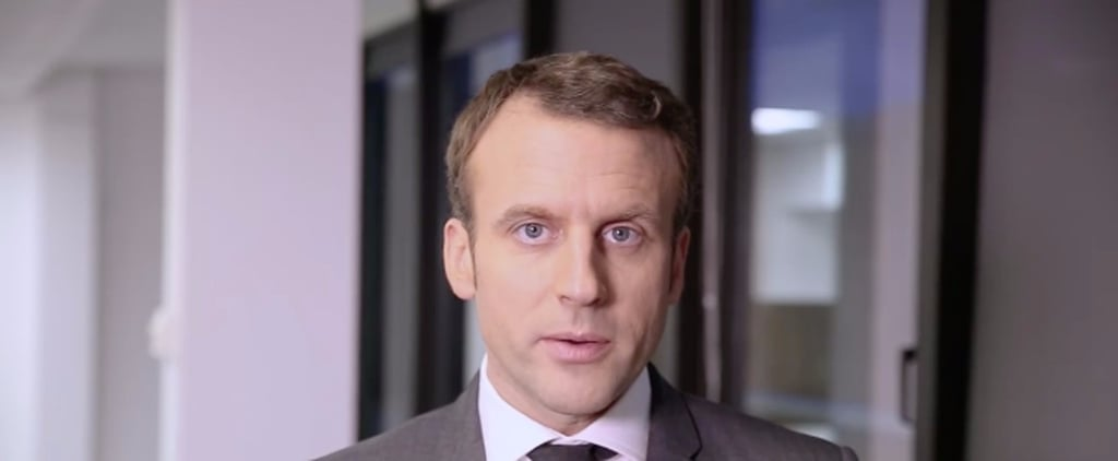 Emmanuel Macron to US Climate Scientists Video