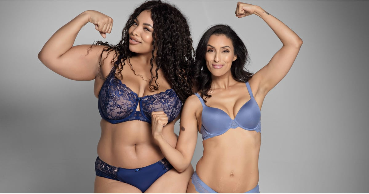 This Empowering Lingerie Photo Series Redefines What It Means to Have a