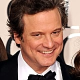 Colin Firth<br>Actor, <b>The King's Speech</b>