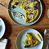 Slow-Baked Broccoli and Onion Frittata