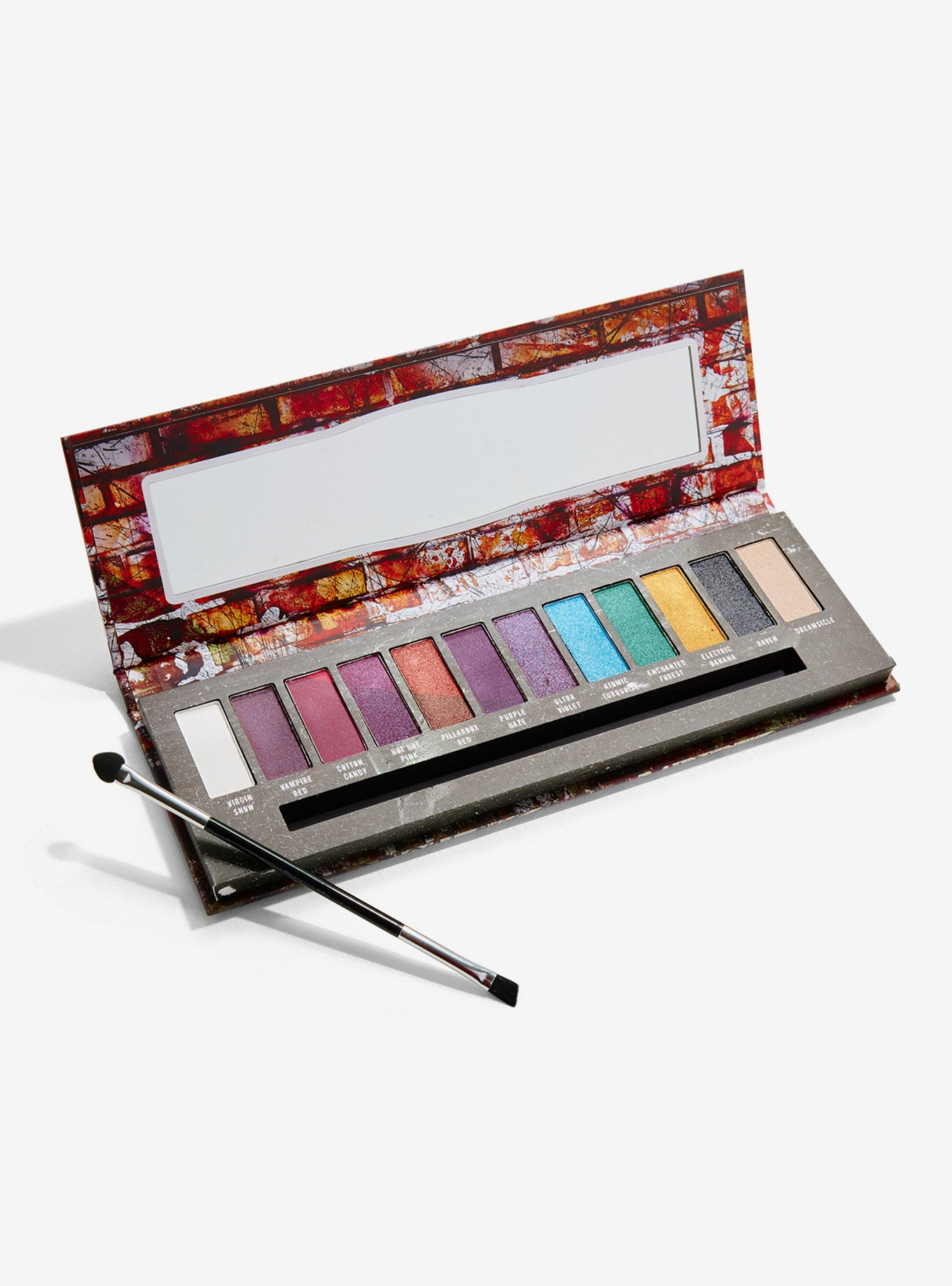 Manic Panic And Hot Topic Amplified Eye Shadow Palette Popsugar Beauty