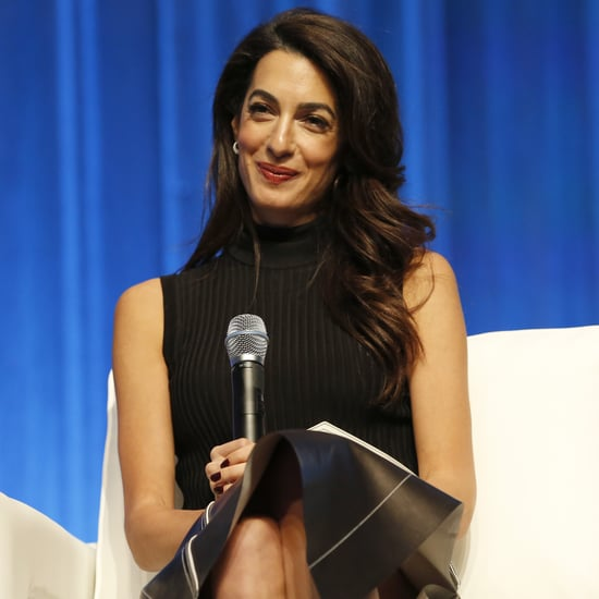 Amal Clooney Becomes UK's Special Envoy on Media Freedom
