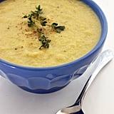 Paleo: Creamy Cauliflower Soup