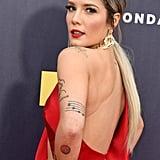Halsey at the MTV Movie & TV Awards