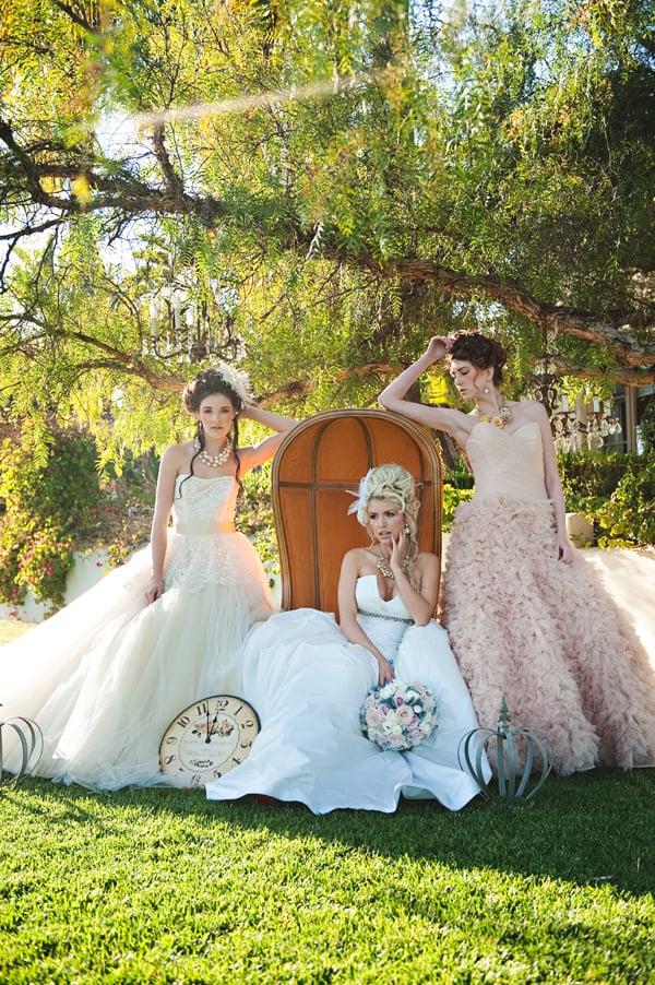 Cinderella's Bridal Party
