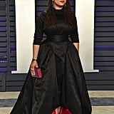 Ava DuVernay at the 2019 Vanity Fair Oscar Party