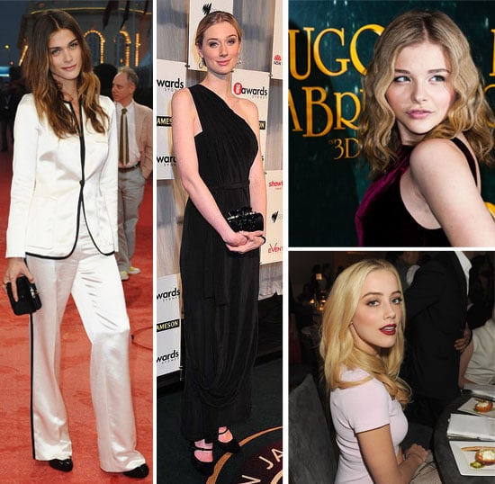 Hollywood's Freshes Faces: Top 10 New Celebrities to Watch on the Red Carpet in 2012