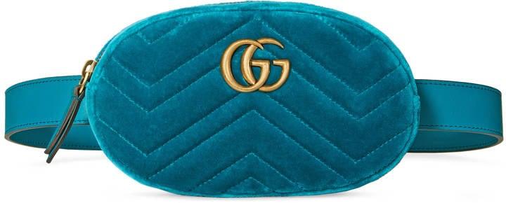 a32afa6e5 Gucci GG Marmont Matelassé Belt Bag | Fall Gucci Bags 2017 ...