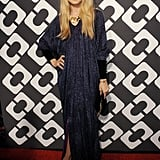 Rachel Zoe walked the red carpet after giving birth less than a month ago.
