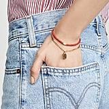 Maison Monik Red Freshwater Pearl Bracelet