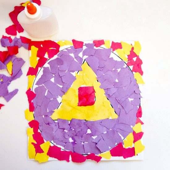 Kid Crafts: Rip It Up!