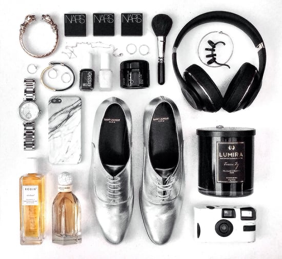 How to Take Flat Lay Fashion Photos
