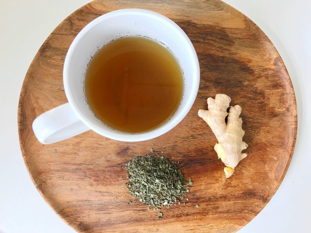 9:30 a.m. — Tea