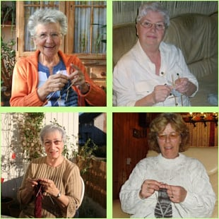 Fab Flash: Hire a Granny to Knit Socks for you!
