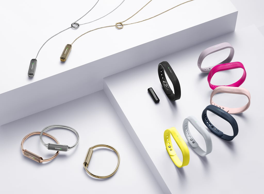 The New Fitbit Flex With Accessories