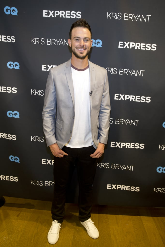 Sexy Kris Bryant Pictures