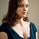 Marion Cotillard in The Dark Knight Rises.