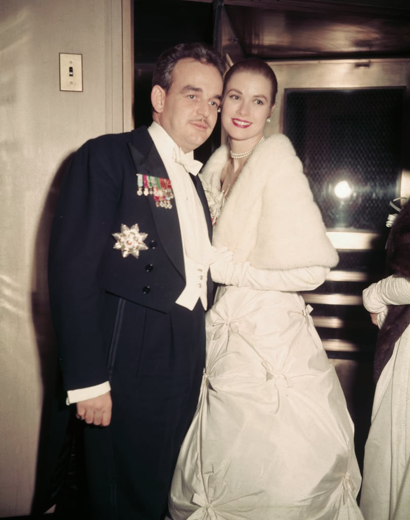 grace kelly and prince rainier of monaco old hollywood couples halloween costume ideas popsugar celebrity photo 11 - Hollywood Couples Halloween Costumes