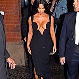 Kim and Kourtney Kardashian amfAR New York Gala Photos 2019