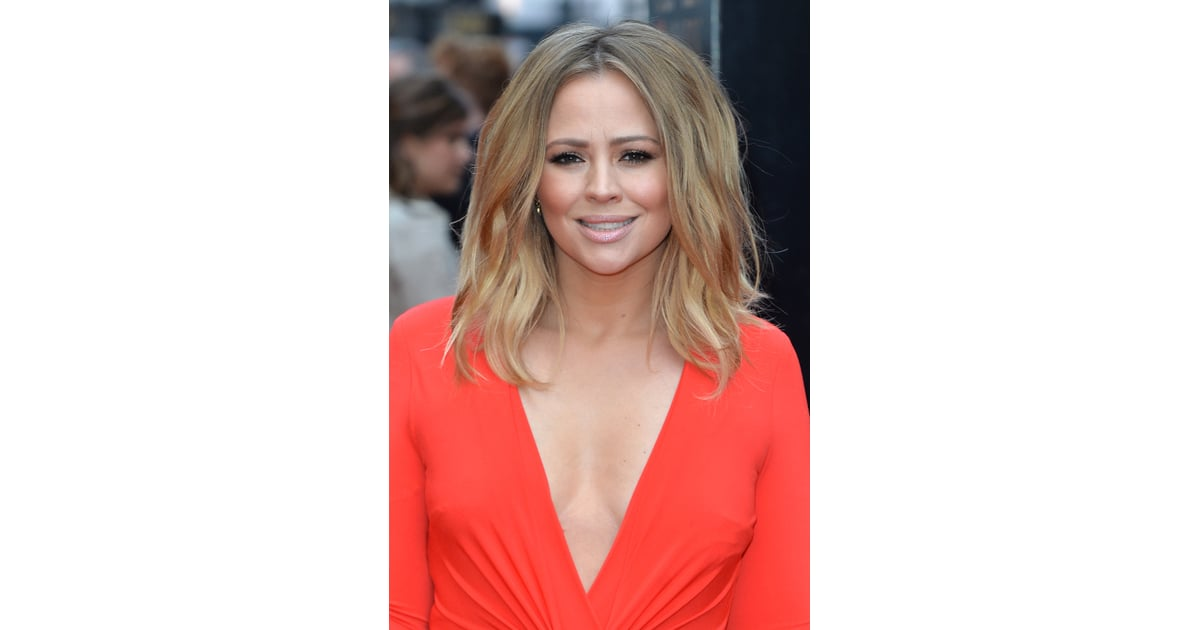Kimberley Walsh Best Bob Haircuts For All Hair Types Celebrity Photos POPSUGAR Beauty UK