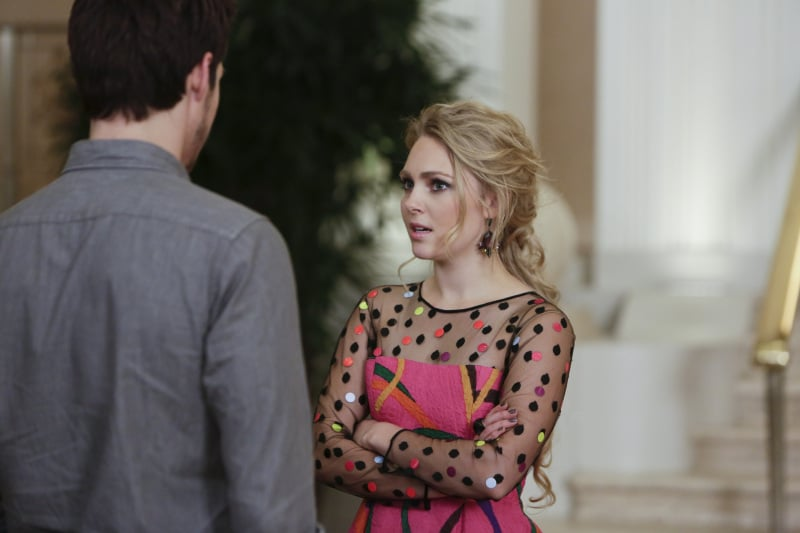 Carrie, it's prom. Why are you so serious?