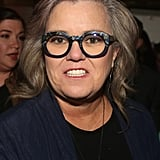 Rosie O'Donnell Grey Hair