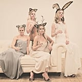 Lauren Conrad and Friends as Party Animals