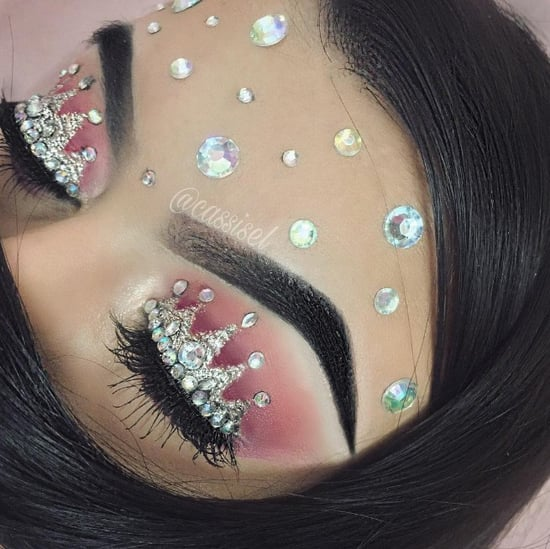 Crown Makeup Trend