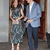 Kate in Markus Lupfer, July 2017
