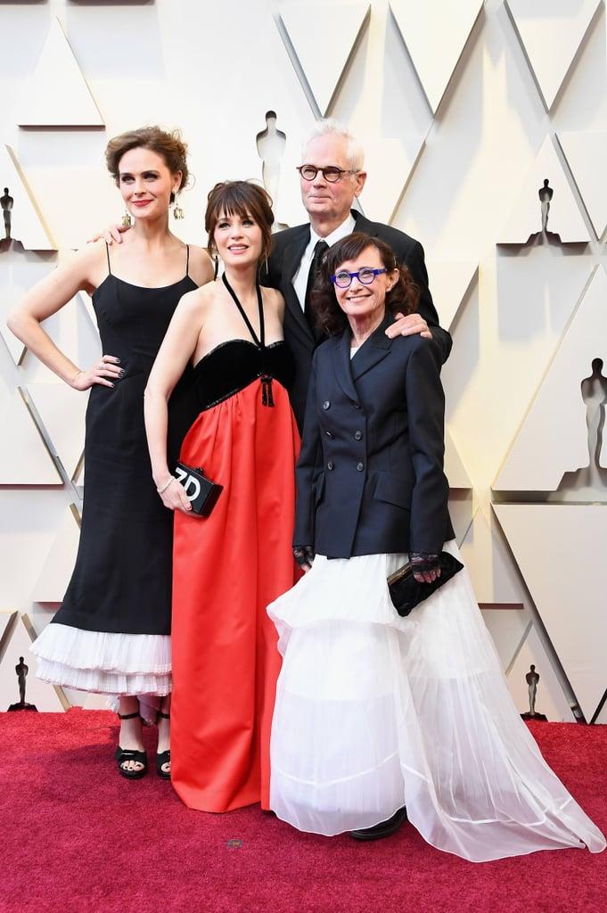 المشاهير يجلبون أفراد عائلتهم إلى حفل الأوسكار لعام 2019
