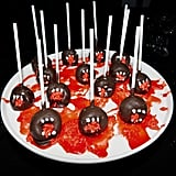 Little Monster Cake Pops