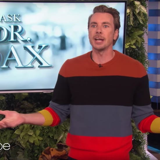 Watch Dax Shepard Give Relationship Advice on The Ellen Show