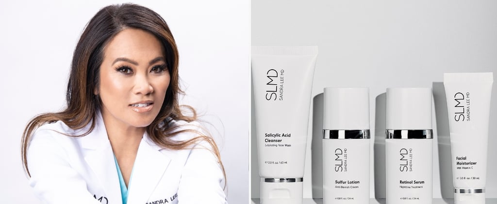 Dr Pimple Popper's Skin-Care Line SLMD Available in the UK