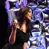Kim Kardashian at Webby Awards May 2016