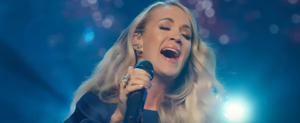 """Watch Carrie Underwood's """"O Holy Night"""" Performance"""
