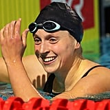 Katie Ledecky, Swimming