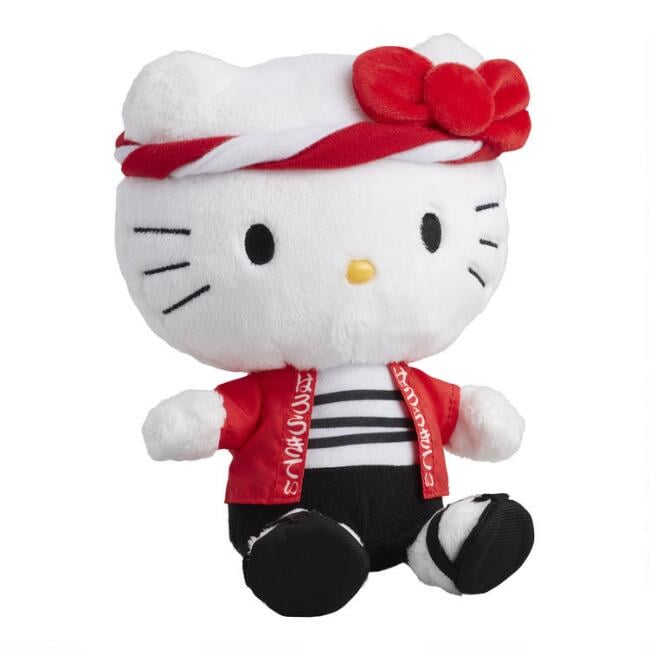 Hello Kitty Omatsuri Festival Stuffed Plush