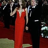 Cindy Crawford, 1991 Oscars