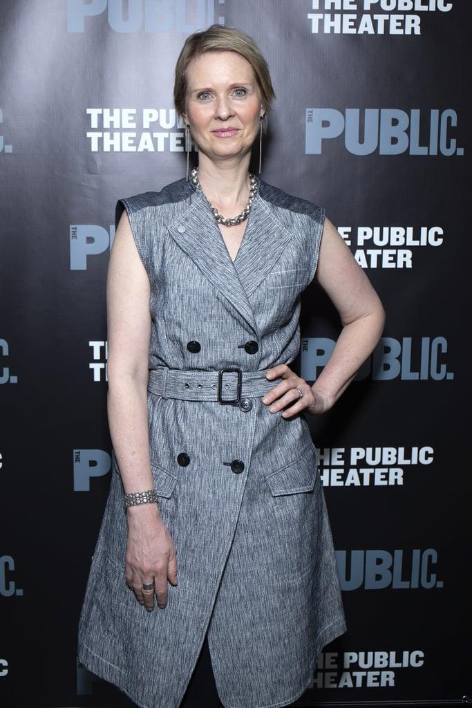 Cynthia Nixon as Miranda Hobbes