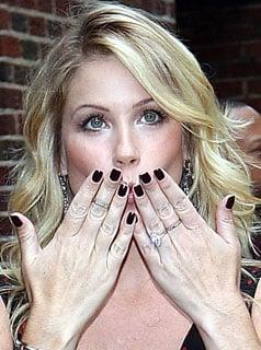 Different Ways to Wear Dark Nail Polish