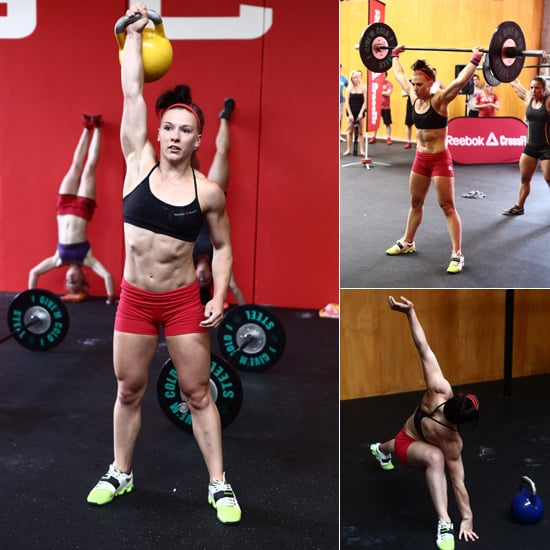 Interview With Reebok Ambassador Pip Malone on Cross Fit