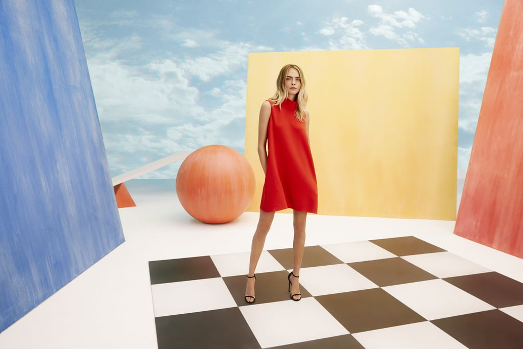 Amazon Luxury Stores With Cara Delevingne & Oscar de la Renta