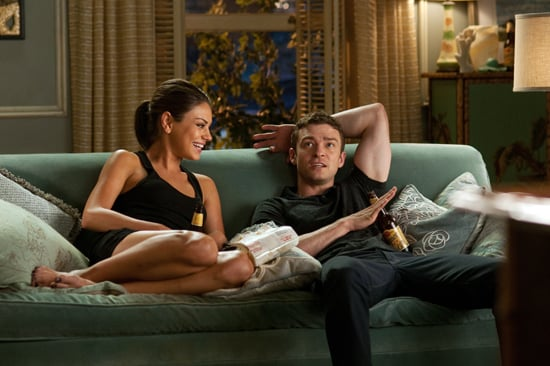 New Friends With Benefits Trailer Starring Justin Timberlake, Mila Kunis, Andy Samberg, Emma Stone