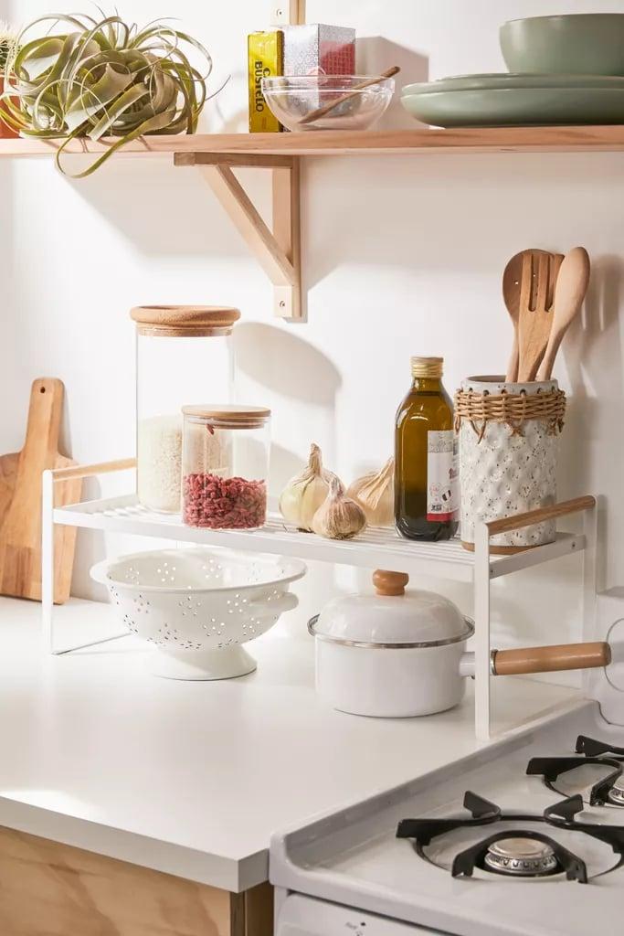 Metal Kitchen Shelf