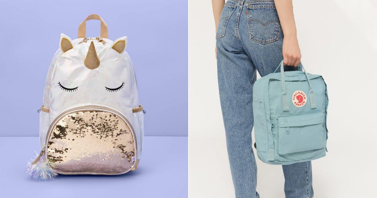 41 Backpacks to Keep Your Kids Organized This School Year, Even If They're Going Virtually
