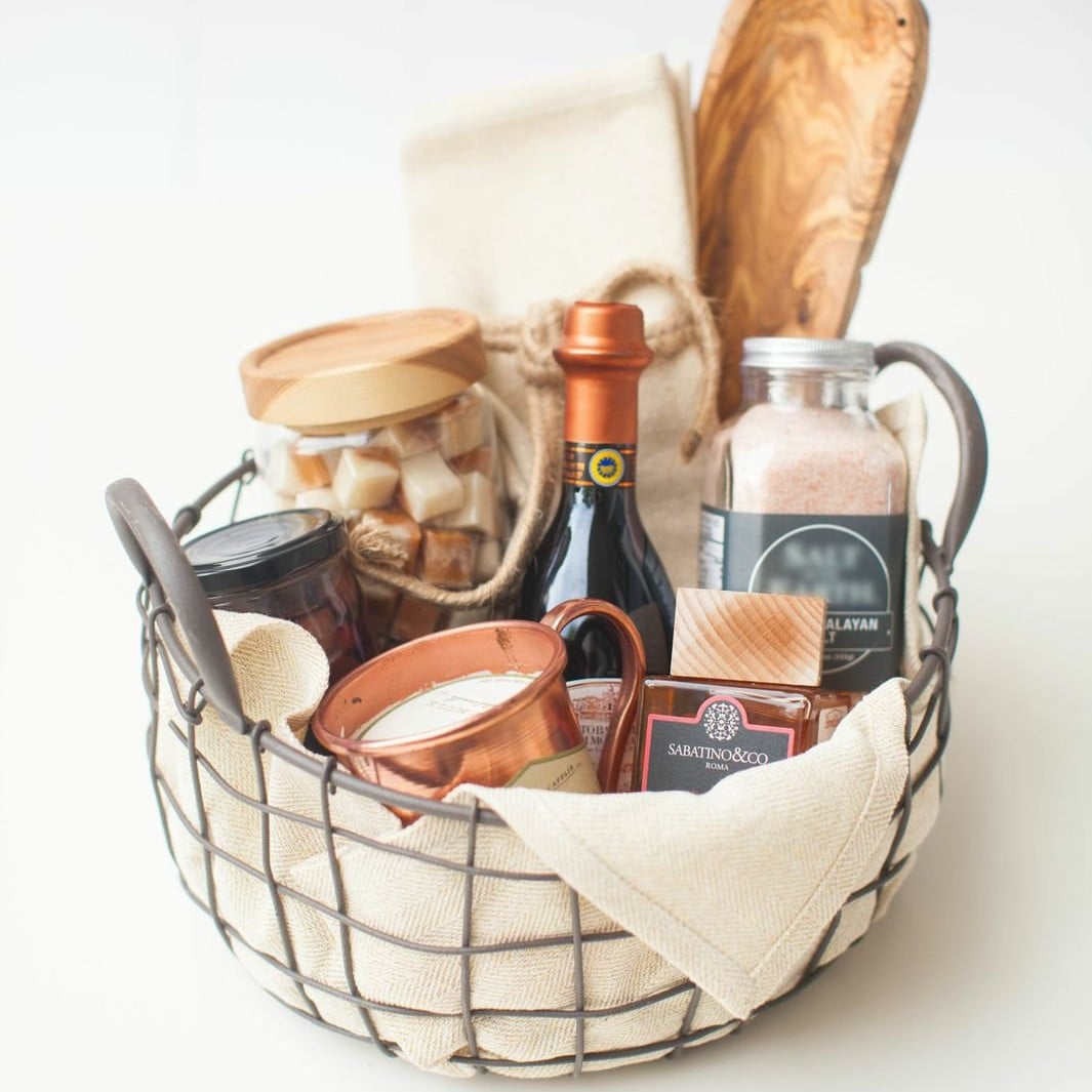 Gift Basket Ideas | POPSUGAR Home