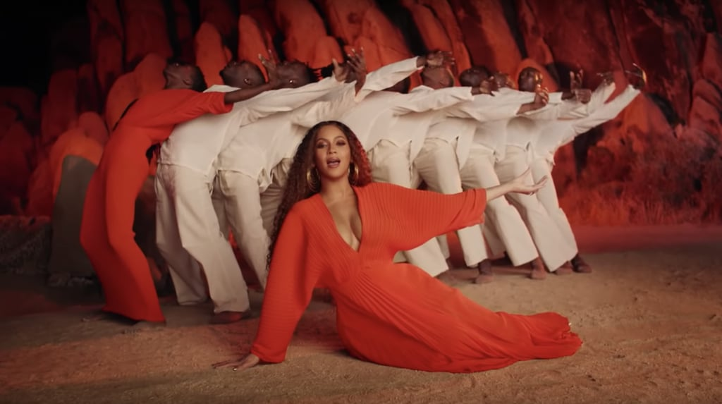 """Beyoncé """"Spirit"""" Music Video Gifs"""