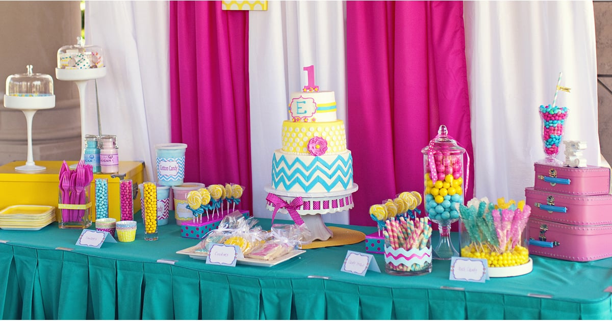 Girl Birthday Parties POPSUGAR Moms