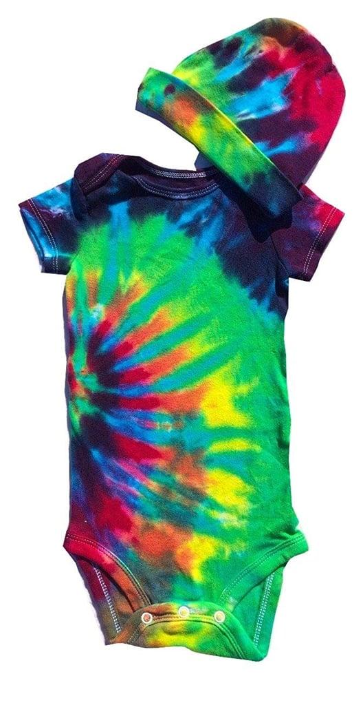 Tie Dye Baby Clothes 2019